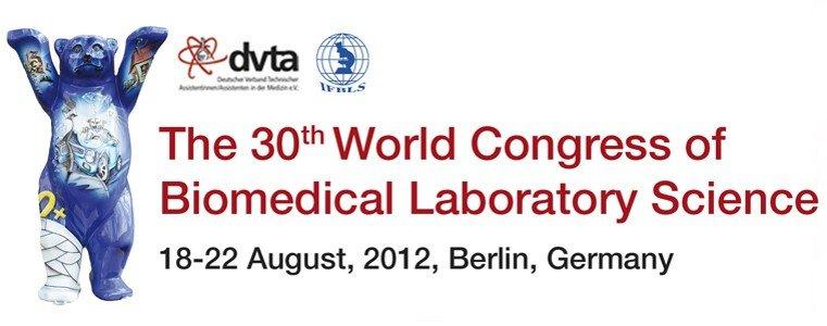 2012第30屆IFBLS世界醫檢科學學術大會