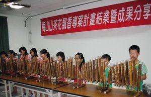 2011嘉義課輔-山茶花